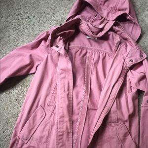 Jolt pink jacket